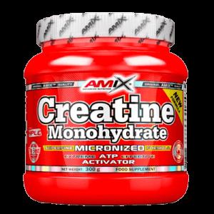 CREATINE MONOHYDRATE AMIX 300GR (neutro)