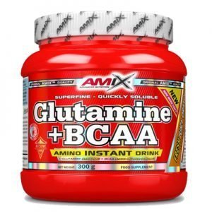 Amix Glutamina + BCAA 300 gr