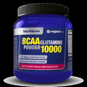 BCAA + Glutamina Power – 454 gr. PERFECT NUTRITION