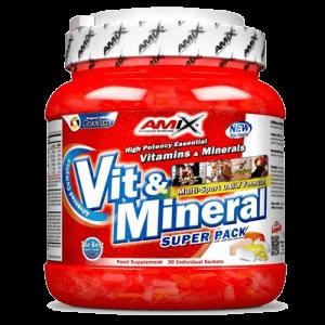 Vitamins & Minerals SuperPack AMIX