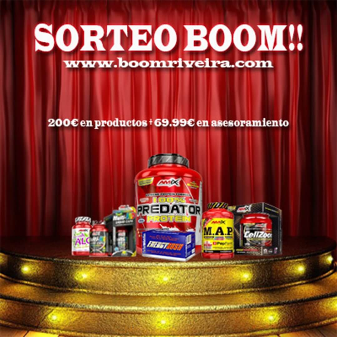 BOOM Nutrition!!