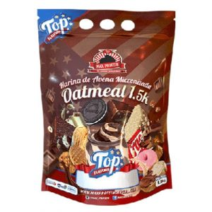 TOP FLAVORS Oatmeal 1.5kg Max Protein